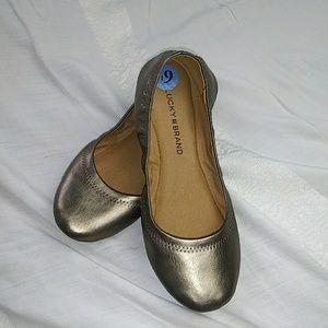 Lucky Brand - Ballet Slip on Shoes